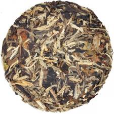 Baltoji (JiShunHao Classic: BAI JI XIANG / 2018 m.) Pu-Erh arbata (100 g.)