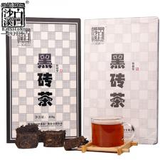 AN HUA (Bai Sha Xi Classic: HEI ZHUAN / 2017 m.) juodoji arbata (450 g.)