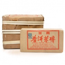 Ripe Pu-Erh (DE HONG / 2008, 2013, 2017 m.) arbata (100 g.)