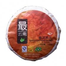 Ripe Pu-Erh (BING CHA / 2013 m.) arbata (100 g.)