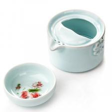 Porcelianinis Gaivanis su piala (200 ml)