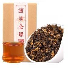 DIAN HONG (AUKSINĖ SRAIGĖ) juodoji arbata (200 g.)