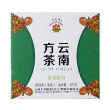 Raw Pu-Erh (Xiaguan Classic Fang Cha / 2015 m.) arbata (125 g.)