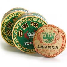 Raw Pu-Erh (Tu Lin Classic: T868 / 2007 m.) arbata (100 g.)