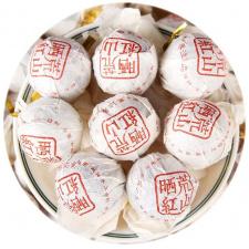 DIAN HONG MAO FENG (PRESUOTA / 2021 m.) juodoji arbata (30/50/100 g.)