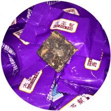Ripe Pu-Erh (su LOTOSO LAPAIS / 2015 m.) arbata (30/50/100 g.)