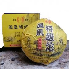 Raw Pu-Erh (FENG HUANG / 2014 m.) arbata (100 g.)