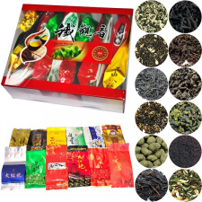 Kiniškos arbatos rinkinys (15 vnt.)
