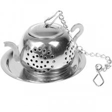"""Plieninis arbatos sietelis """"Arbatinukas"""" (1 vnt.)"""
