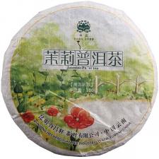 Ripe Pu-Erh (su JAZMINŲ ŽIEDAIS / 2021 m.) arbata (100 g.)