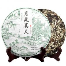 Baltoji (MOON LIGHT / 2018 m.) Pu-Erh arbata (357 g.)