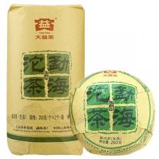 Raw Pu-Erh (Menghai Classic: DAYI / 2015 m.) arbata (250 g.)