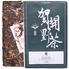 Raw Pu-Erh (BU LANG / 2013 m.) arbata (200 g.)