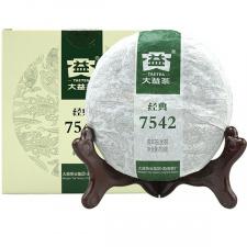Raw Pu-Erh (Menghai Classic: 7542 / 2012 m.) arbata (150 g.)