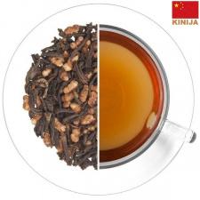 REDMAICHA juodoji (Eko) arbata su KEPTAIS RYŽIAIS (30/50/100 g.)