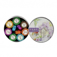 MINI TUO CHA Pu-Erh arbatos rinkinys (17 vnt.)
