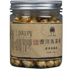 Ripe Pu-Erh (CHA GAO / 2017 m.) tirpi arbata (100 g.)