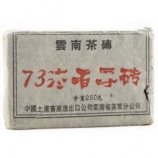 Ripe Pu-Erh (CHENG JU / 1973 m.) arbata (250 g.)