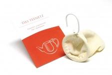 Medvilninis arbatos maišelis - sietelis (1 vnt.)