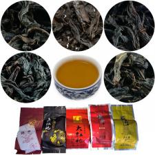 DAHONGPAO ulongo arbatos rinkinys (5 vnt.)