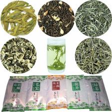 ŽALIOSIOS arbatos rinkinys (5 vnt.)