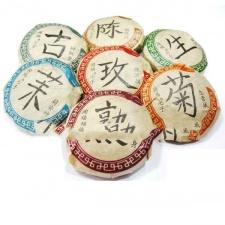MINI TUO CHA Pu-Erh arbatos rinkinys (7 vnt.)