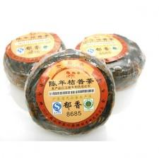 Ripe Pu-Erh (2007 m.) arbata MANDARINE (30/50/100 g.)