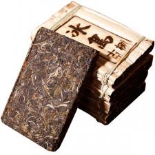 Ripe Pu-Erh (Menghai Classic: RED RHYME / 2014 m.) arbata (100 g.)