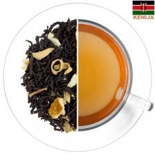 ITUMBE juodoji arbata su ANANASAIS IR APELSINO ŽIEDAIS (30/50/100 g.)