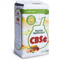 CBSé FRUTOS TROPICALES matė (500 g.)