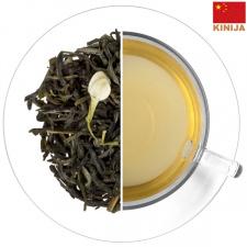 HUANG SHAN MAO FENG žalioji arbata su JAZMINŲ ŽIEDAIS (30/50/100 g.)
