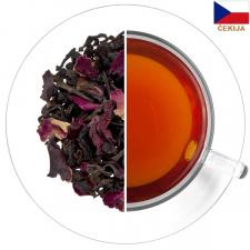 Ripe Pu-Erh arbata su KINROŽE IR VYŠNIOMIS (30/50/100 g)