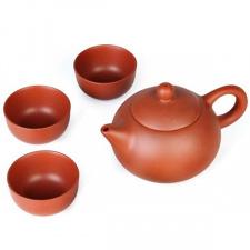 Molinis KUNG FU arbatinukas ir 3 pialos (4 vnt.)