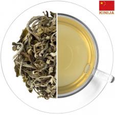 BALTOJI BEZDŽIONĖ žalioji arbata (30/50/100 g.)