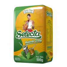 SELECTA MOLIENDA GRUESA (500 g.)