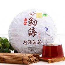 Ripe Pu-Erh (DAN QING / 2017 m.) arbata (357 g.)