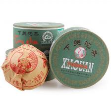 Raw Pu-Erh (Xiaguan Classic: JIA JI / 2009 m.) arbata (100 g.)
