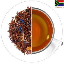 ROOIBOS raudonoji arbata su CITRINOS ŽIEVELE (30/50/100 g.)