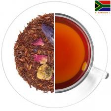 ROOIBOS raudonoji arbata su BRAŠKĖMIS (30/50/100 g.)