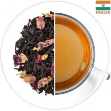 ASSAM AMGOORIE juodoji arbata su ROŽIŲ ŽIEDLAPIAIS (30/50/100 g.)