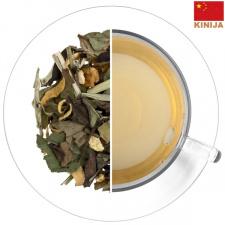 SHOU MEI baltoji arbata su APELSINO ŽIEDAIS IR CITRINŽOLE (30/50/100 g.)