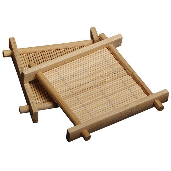 Bambukinis padėkliukas (1 vnt.)