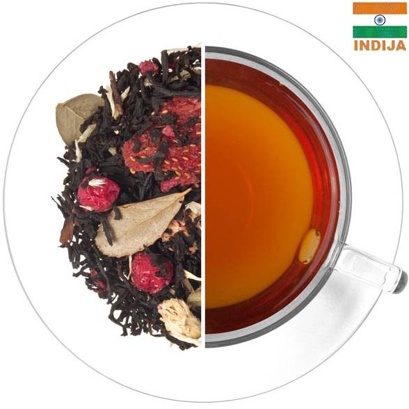 ASSAM BORPATRA juodoji arbata SPANGUOLĖ - BRAŠKĖ (30/50/100 g.)