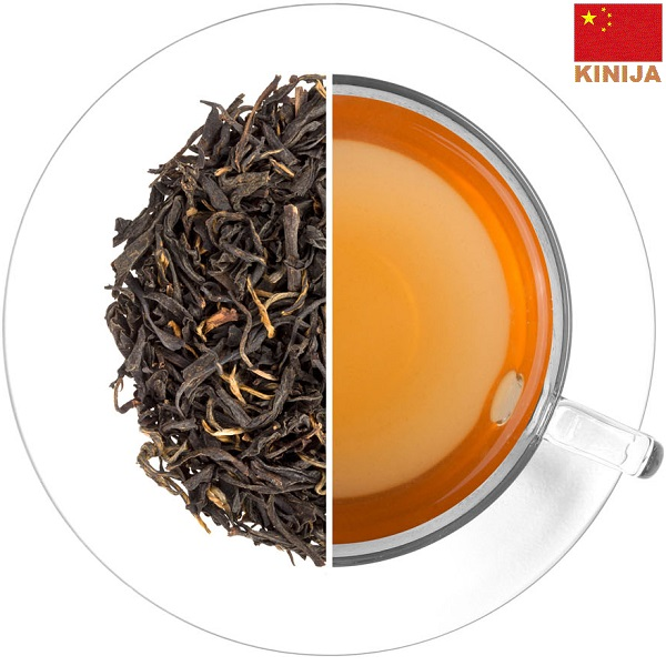 FUJIAN GONG FU juodoji arbata (30/50/100 g.)