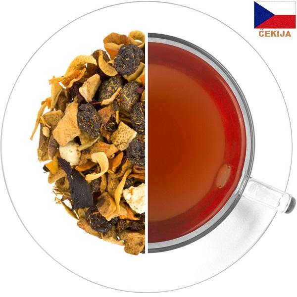 ABRIKOSAS - APELSINAS vaisinė arbata (30/50/100 g.)