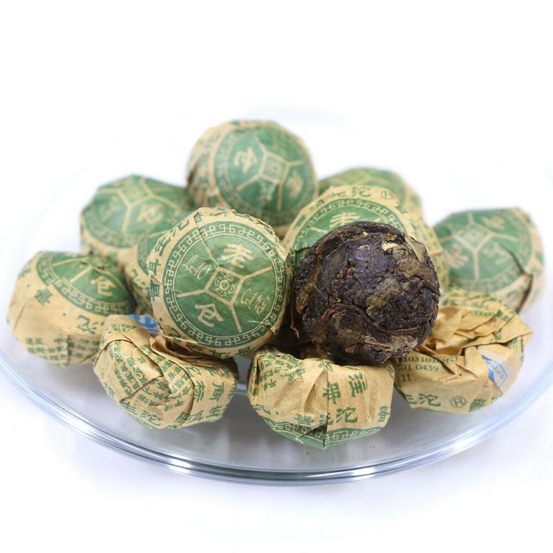 Raw Pu-Erh (2015 m.) arbata (30/50/100 g.)