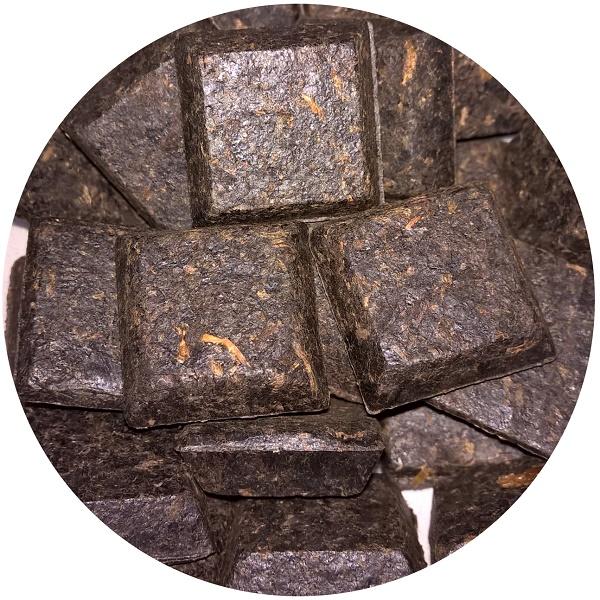 Ripe Pu-Erh (MINI BRICK / 2015 m.) arbata (30/50/100 g.)