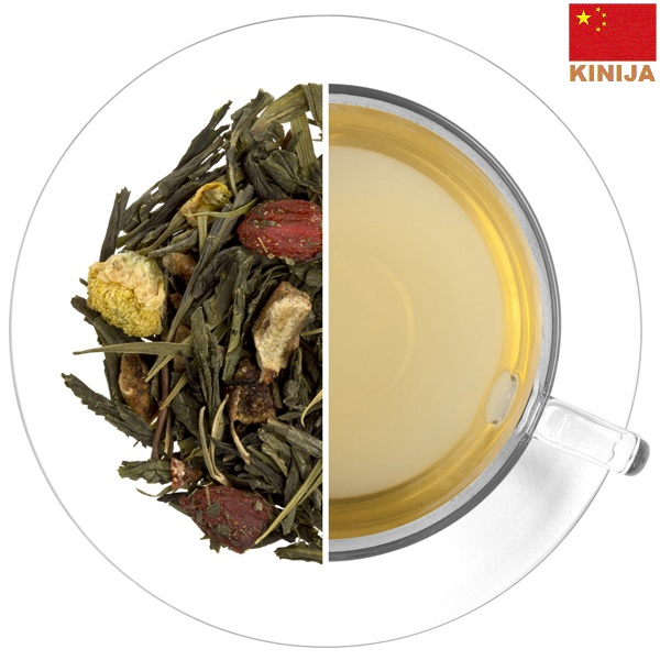 GOJI - CHRIZANTEMOS žalioji arbata (30/50/100 g.)
