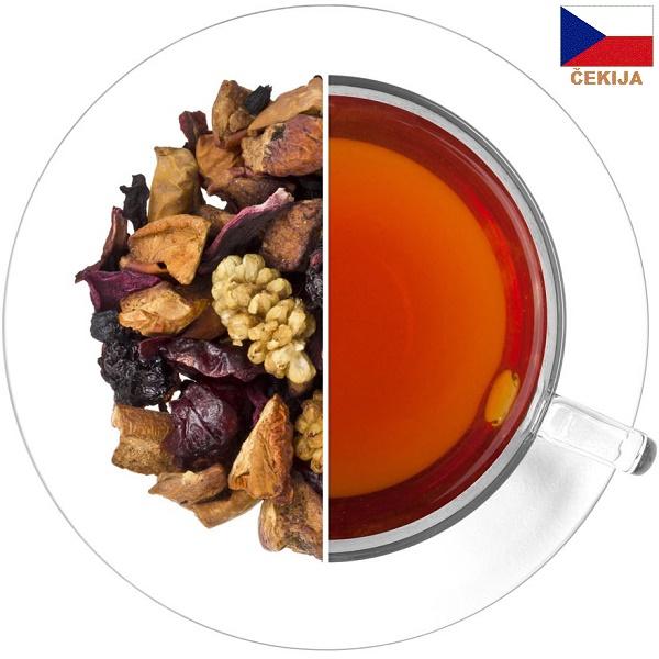 ŠILKMEDIS - KINROŽĖ vaisinė arbata (30/50/100 g.)