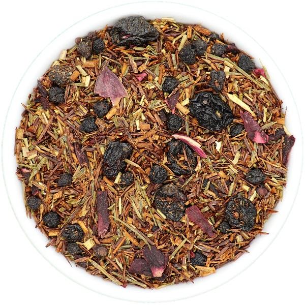 ROOIBOS arbata su VYŠNIOMIS (30/50/100 g.)